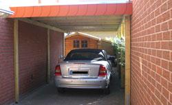 runde carport überdachung